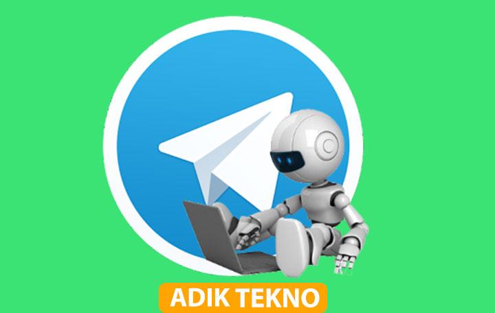 Cara Membuat Bot di Telegram